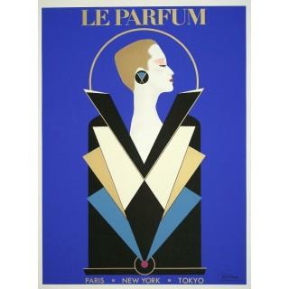 la-parfum-french-vintage-cosmetics-metal-tin-sign