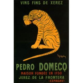 xerez-domeco-wine-metal-sign
