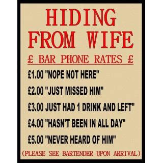 hiding-from-wife-gift-idea-metal-tin-sign