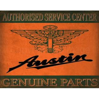 austin-service-vintage-metal-sign