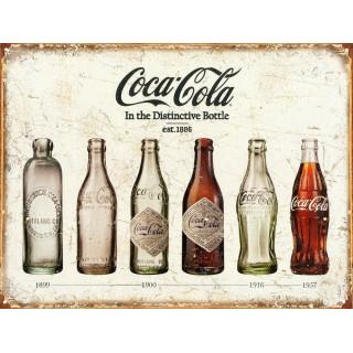 Coca Cola vintage retro  metal tin sign poster wall plaque
