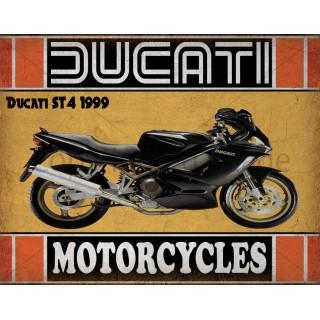 ducati-st4-1999-metal-tin-wall-sign