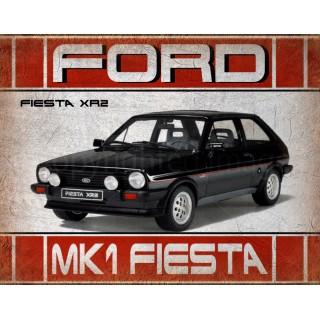 ford-fiesta-mk1-xr2-vintage-metal-tin-sign