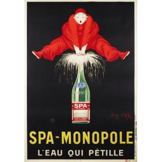 spa-monopole-vintage-drink-metal-tin-sign