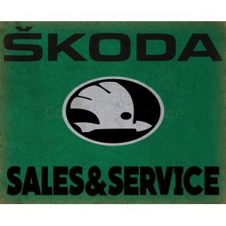 skoda-service-vintage-metal-tin-sign