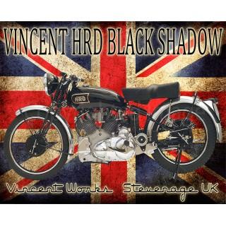 vincent-hrd-black-shadow-metal-sign