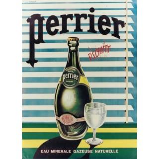 perrier-mineral-water-metal-sign