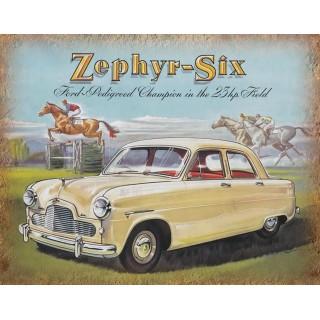 zephyr-six-vintage-garage-metal-sign