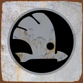Skoda cars metal tin signs