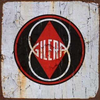 Gilera  motorcycle metal tin signs
