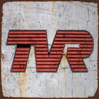 TVR cars metal tin signs