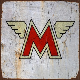 Matchless motorcycle metal tin signs