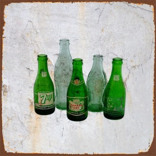 American Drinks  metal tin signs