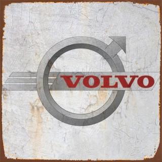 Volvo cars metal tin signs